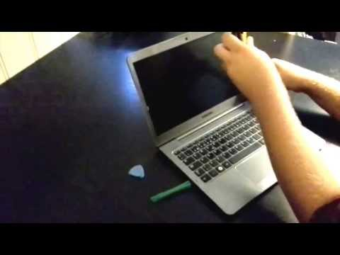 How to replace LCD screen on a Samsung Series 5 530U Ultrabook