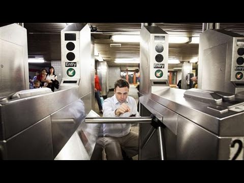 Mapping the Bacteria in the NYC Subway