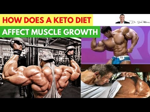 🍽️ How Does A Ketogenic Diet Affect Muscle Growth