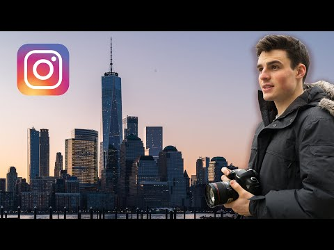 How To Take The Best Instagram Photo In New York City