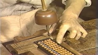 Incredible Japanese Woodworking Tools Have Used for Soroban Processing - Crazy Ancient Hand Tools