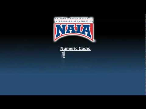 How do I submit my SAT or ACT scores to the NAIA Eligibility Center?