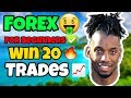 Download  FOREX TRADING | FOREX TRADING FOR BEGINNERS | WIN 20 TRADES IN A ROW MP3,3GP,MP4