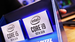 Is the Intel 10900k too little, too late?