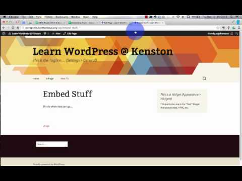 Embed Google Forms in WordPress