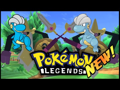 Pokemon Legends - How To Get Bagon