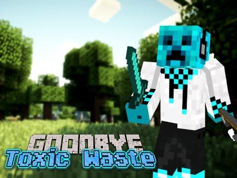 Minecraft Speedart - Toxic Waste (Goodbye...)