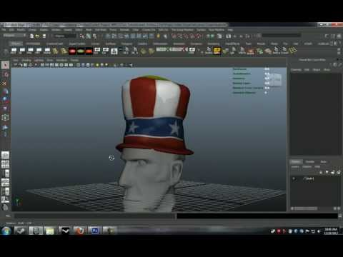 Tutorial: From Maya to Source Engine: Creating a Game Ready Team Fortress 2 Hat - Video 6