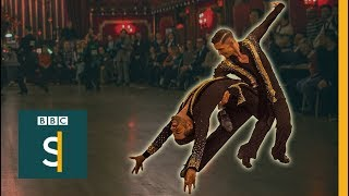 Does dancing always have to be between a man and a woman? BBC Stories