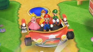 Mario Party 9 - Step It Up #26 - Sonic VS Bowser - PakVim
