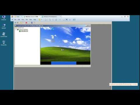 How to install and configure Remote Desktop on Windows Server 2008