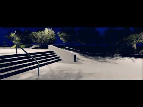 Mini Skatepark Design