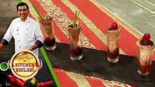 Sanjeev Kapoor Ke Kitchen Khiladi - Episode 76 - Chocolate Roll & Indian Spring Roll