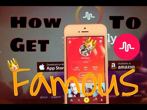 How to get 100+ fans on musical.ly in one day