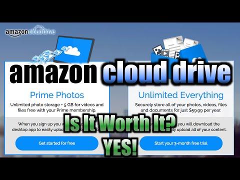 Amazon Cloud Drive Review, Setup & Demo!