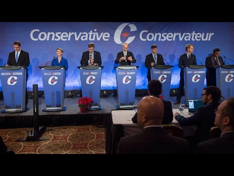 Conservative leadership debate: CBC News special