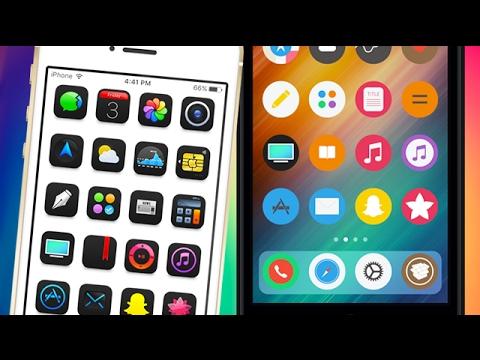 TOP 10 iOS 10 - 10.2 Jailbreak Themes