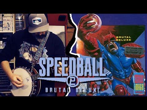 Speedball 2 ★ Brutal Deluxe  cover by @banjoguyollie