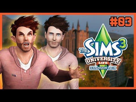 The Sims 3 | Werewolf University - Episode 03 | JUANITA...