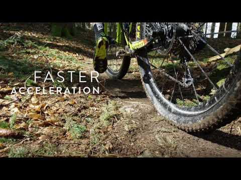 2018 Syncros Full Carbon Fiber Wheelset - Silverton SL