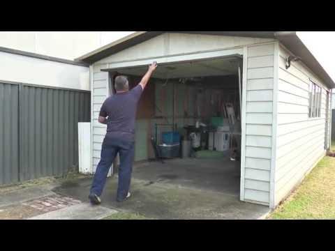 Cleverseal Tilt Garage Door Seals