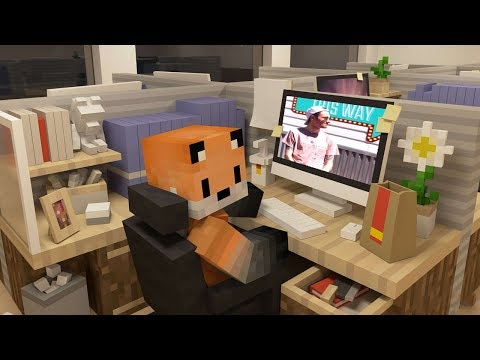 Getting My First Job! - Minecraft Roleplay ( Your Choice )
