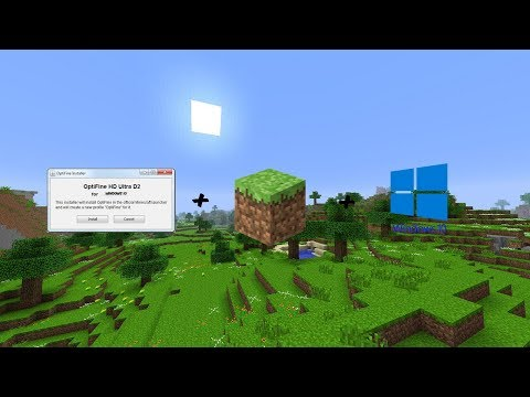 How To Install Optifine   Windows 10