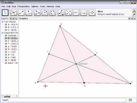Geometry Sec  5 2 Medians and Altitudes of a Triangle