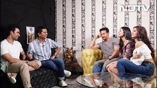 Download Karan Johar Movie Quiz With Team 'Student Of The Year 2' Video