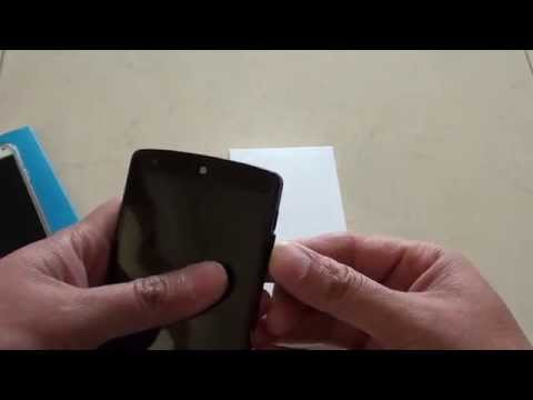 Google Nexus 5: How to Open SIM Tray Without SIM Ejecter Tool
