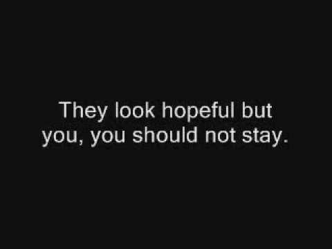 Barcelona - Please Don't Go (with lyrics)