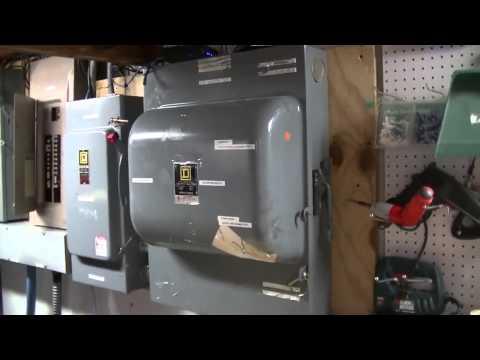 Whole House Uninterruptible Backup Power System Project