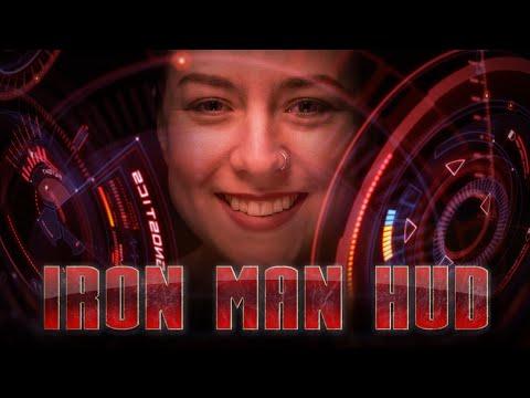 Iron Man Hud Effect