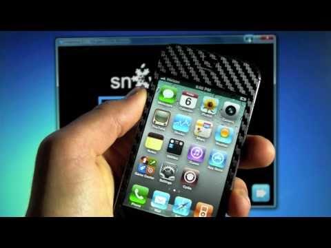 Jailbreak 5.1.1/5.1/4.3.3/4.2.8 & Unlock iPhone 4S/4/3Gs iPod 4G/3G & iPad 1/2 Untethered-Absinthe