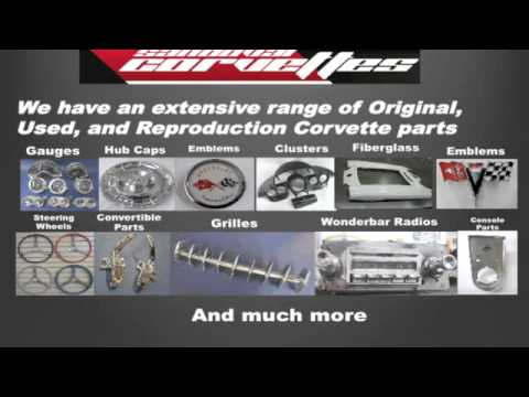 Frame Corvette C1 1958 part 2 - Corvette C1 Parts