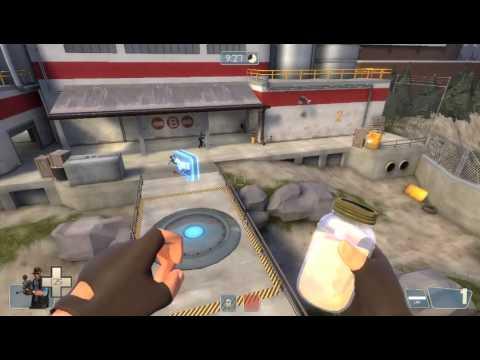 Team Fortress 2 Gameplay GeForce GT 430 1GB