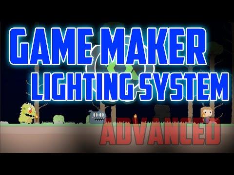 Game Maker Studio: Advanced Lighting Tutorial