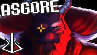 Undertale - Asgore (Dj Jo Remix) [ Bergentrückung ] - GameChops - EDM OST Video Game Music