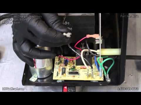 Powerwise Charger Board and Diagnostic | How to Repair or Replace Golf Cart Charger