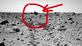 Фотографии загадочных существ Марса!