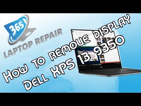 Dell XPS LCD Screen Replacement for 9350 13