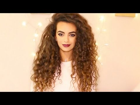 How to Get Volume In Your Curly Hair! | ItsRimi