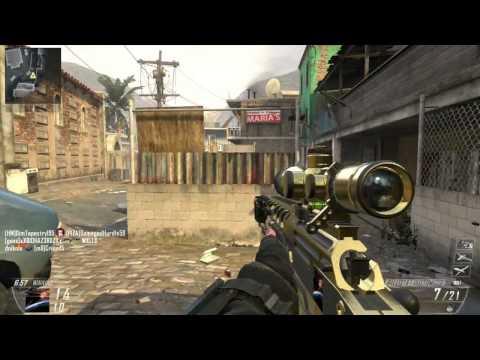 Amazing Bo2 Sniping Gaming Game play