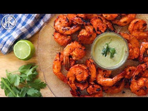 Keto Tandoori Prawns | Keto Recipe | Headbanger's Kitchen