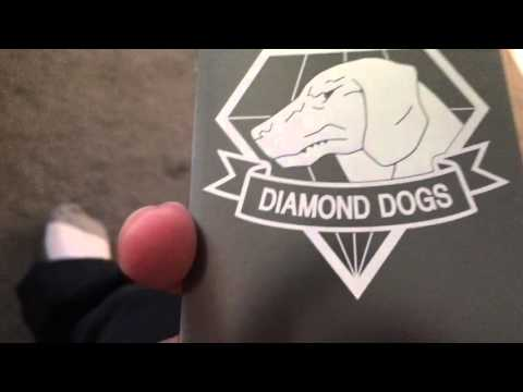 MGS 5 TPP Diamond Dog metal cellphone case