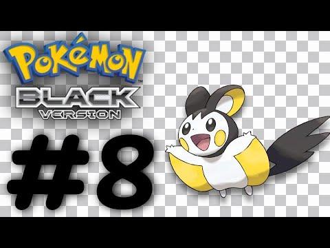 Pokemon Black Walkthrough Part 8: Emolga is Stupid