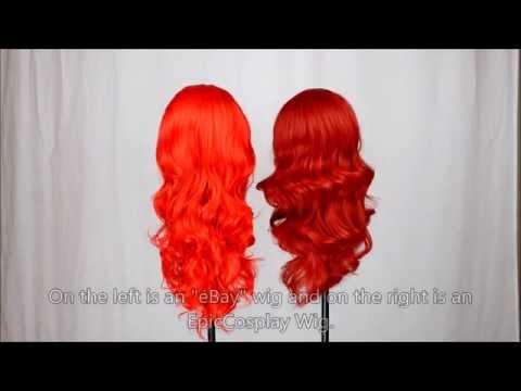 EpicCosplay Wigs vs eBay wigs