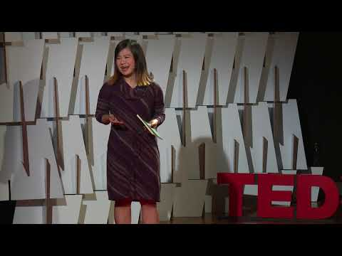 How to Write a Poem: Lessons in Perception and Empathy | Sharon Lin | TEDxYouth@BeaconStreet