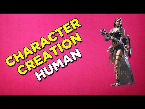 Divinity  Original Sin 2 Human Character creation