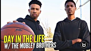 Day In The Life w/ Compton Magic